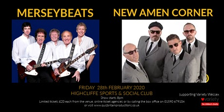 Merseybeats  & New Amen Corner tickets