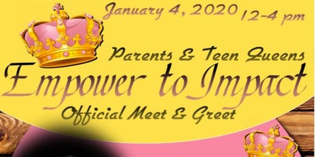 Empower to Impact tickets