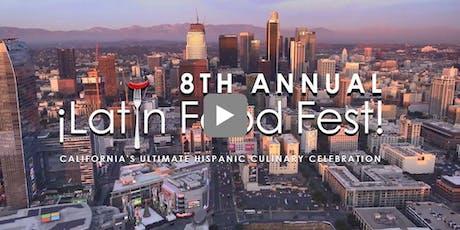 ¡Latin Food Fest! 2020 tickets