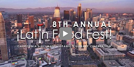 ¡Latin Food Fest! 2020