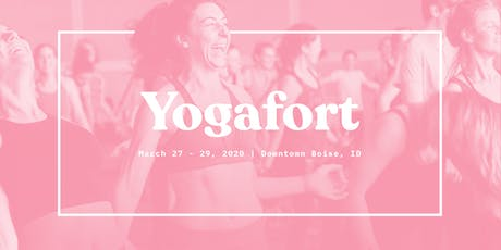 Yogafort 2020 tickets