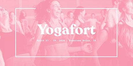 Yogafort 2020 tickets