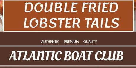 $25 For Two Fried or Grilled Lobster Tails  tickets