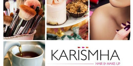 Adult Makeup Masterclass With Complimentary Afternoon Tea tickets