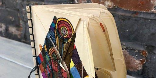 Everyone's an Artist: Holiday Book Binding