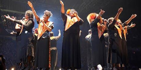 Harlem Gospel Choir: Martin Luther King Jr. Day Matinee  tickets