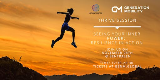 Seeing Your Inner Power: Resilience in Action