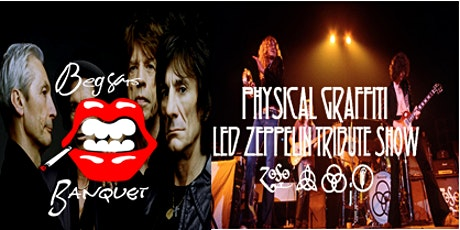 Led Zeppelin and Rolling Stones Tribute night at BHouse LIVE tickets