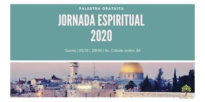 Jornada Espiritual em ISRAEL 2020 | Palestra gratuita