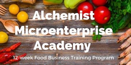 Alchemist Microenterprise Academy Info Sessions tickets