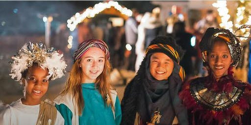 Experience a LIVE NATIVITY with your family!