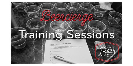 Beer Training Sessions tickets