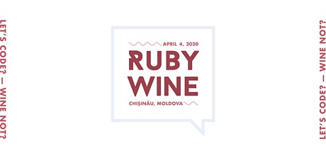Ruby Wine tickets