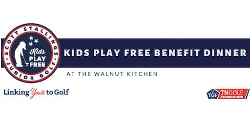 Scott Stallings Kids Play Free Benefit Dinner- Night One