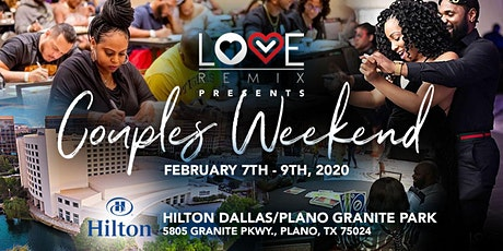 The Love Remix Couples Retreat Weekend - DALLAS 2020 tickets