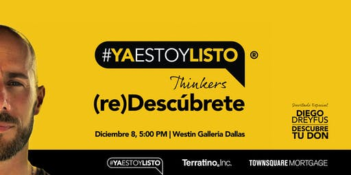 Diego Dreyfus en Dallas TX por #YAESTOYLISTO