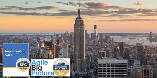 NYC - Implementing SAFe® with SPC Certification