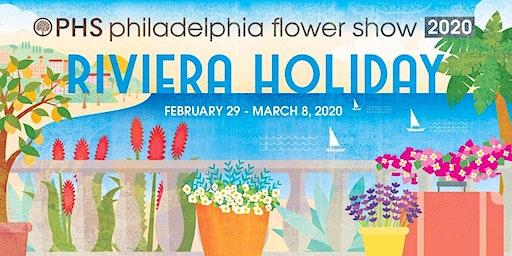 The Philadelphia Flower Show Bus Tour from Baltimore