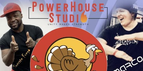 Pre-Turkey Day Burn || Marco Castro and Socrate Fuego tickets