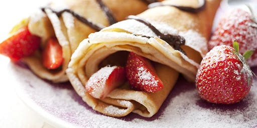 French Crêpes: Sweet Crêpes and Savory Galettes