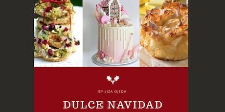 Dulce Navidad con la Chef Liza Ojeda en Anna Ruíz Store entradas