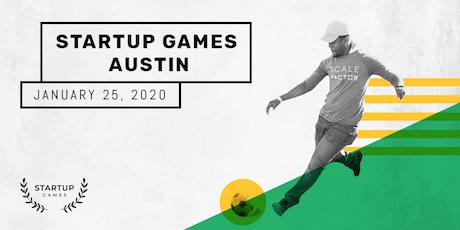 Startup Games Austin tickets