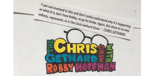 The Chris Gethard Show with Robby Hoffman