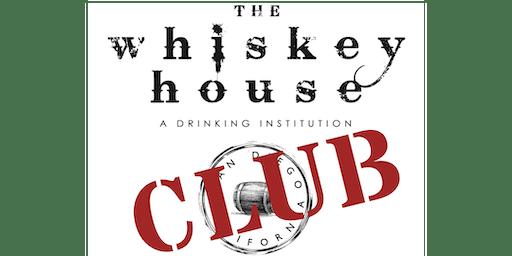 The Whiskey Club with Kilchoman