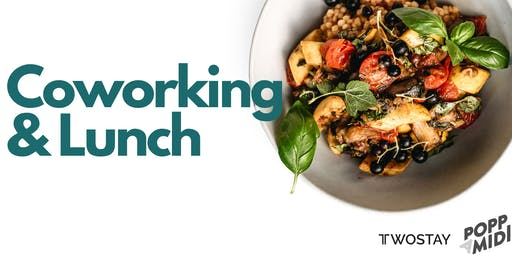 Coworking and Lunch