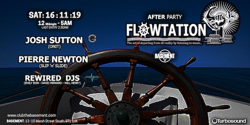 Flowtation  After Party