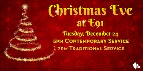 Christmas at E91 tickets