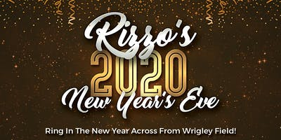 Rizzo's New Year's Eve  - All Inclusive Package