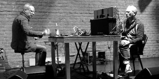 Prekop McEntire Duo at Show Bar