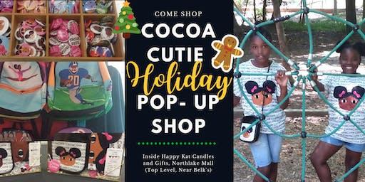 Cocoa Cutie Holiday Pop-Up Shop