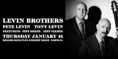 Levin Brothers tickets