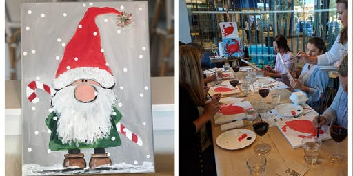 Ocean5 Paint and Sip Night
