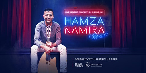 Hamza Namira & Band |  Live Benefit Concert in NY!