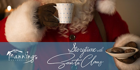 Storytime With Santa tickets