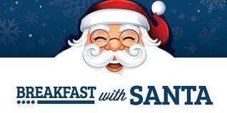 Maggiano's Breakfast with Santa & Mrs. Claus