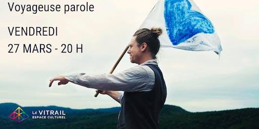 Voyageuse Parole - Mathieu Lippé