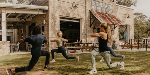 HIIT & Flow with OM Personal Training, Glow Yoga and Our Coffee