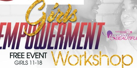 Beyond Beautiful Girls Empowerment Conference  Tour - LOS ANGELES