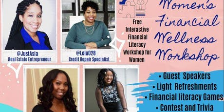 Women's Financial Wellness Workshop tickets