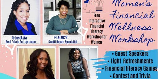 Women's Financial Wellness Workshop