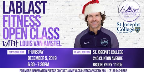 LaBlast Master Class with Louis van Amstel  tickets
