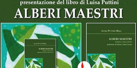 Presentazione del libro Alberi Maestri di Luisa Puttini Hall biglietti
