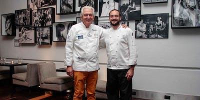 "Cena ""Cocina de Inmigrantes"" Pedro Picciau & Diego Irato"