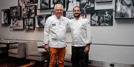 "Cena ""Cocina de Inmigrantes"" Pedro Picciau & Diego Irato entradas"