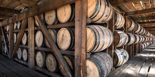 Whiskey Tasting: Barrel Proof Bourbon & Rye
