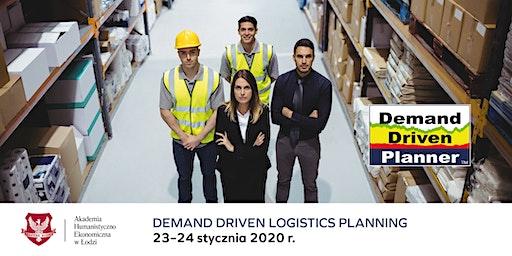Demand Driven Logistics Planning - planowanie logistyczne metodą DDMRP